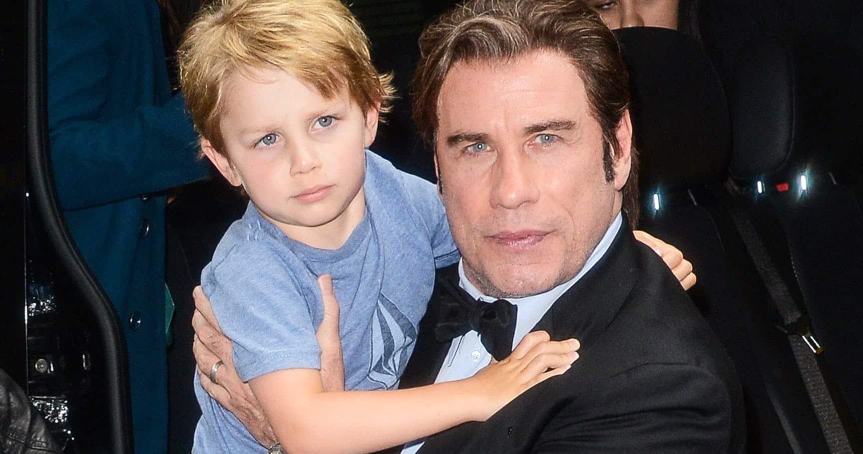 El Hijo De John Travolta No Podría Parecerse Más A Su Padre